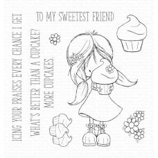Set štampiljk - TI Cupcake Cutie - My Favorite Things