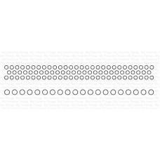 Kovinske šablone - Polka Dot Pops Die-namics - My Favorite Things