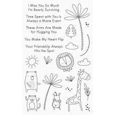 Set štampiljk - Sweet Safari - My Favorite Things