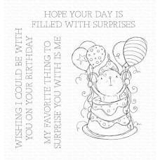 Set štampiljk - RAM Sweet Surprise - My Favorite Things