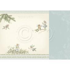 Papir - Winter fairies - Four Seasons of Fairies