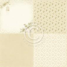 Papir - Perching Bird 6x6 - The Songbird's Secret
