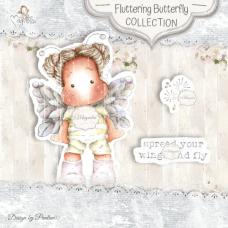 Spread your wings Tilda - Magnolia