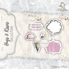 Štampiljka - Where is the cake kit - Magnolia