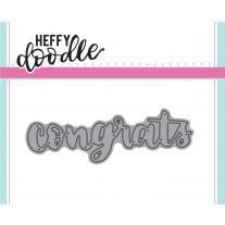 Heffy Cuts - Congrats - Heffy Doodle