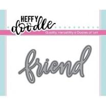 Heffy Cuts - Friend - Heffy Doodle