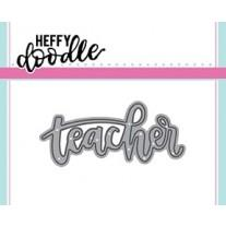 Heffy Cuts - Teacher - Heffy Doodle