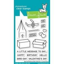 Special Delivery Box Add-On - Lawn Fawn