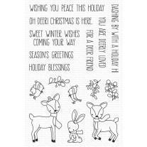 Dashing Deer - My Favorite Things