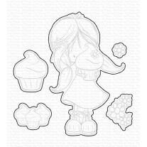TI Cupcake Cutie Die-namics - My Favorite Things