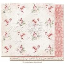 Paper - Major Mitchell - Tropical Garden