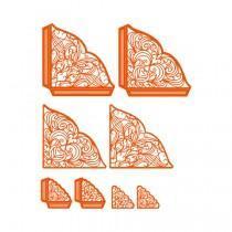Dimensions - Elegant Arches Perfect Pockets - Tonic Studios