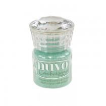 Nuvo - Embossing Powder - Cool Jade