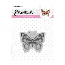 Studio Light - Essentials - Cling Stamps - CLINGSL08