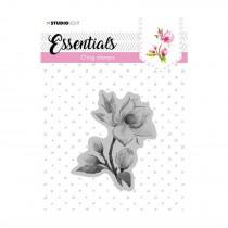 Studio Light - Essentials - Cling Stamps - CLINGSL09