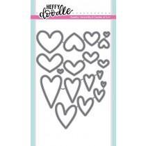 Heffy Cuts - Whole Lotta Hearts Dies - Heffy Doodle