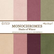 Paper - Monochromes - Shades of Winter - Entire Collection