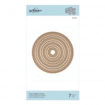 Fancy Edged Circles - Spellbinders