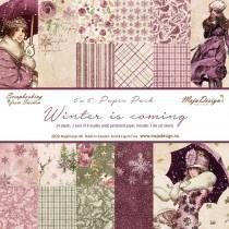Maja Design - Winter is Coming - 6x6 Paper Pack