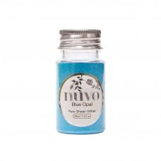 Nuvo Glitter - Blue Opal