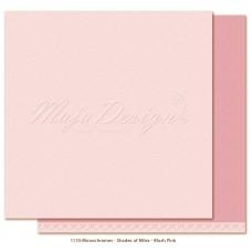 Paper - Monochromes - Shades of Miles - Blush Pink