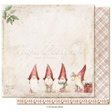 Paper - Santa´s Elves - Traditional Christmas
