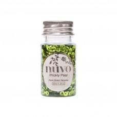 Nuvo Sequins - Prickly Pear
