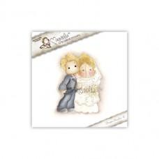Vintage Bridal Couple - Magnolia