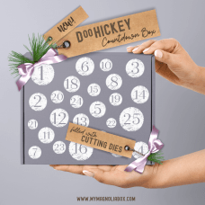 DooHickey Countdown Box 2020 - Magnolia