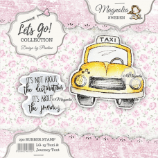 Taxi & Journey Text - Magnolia
