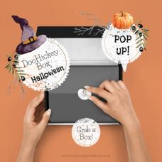 Doohickey Box Pop Up! - Halloween 2021 - Magnolia