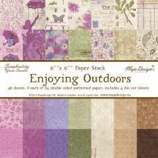 Maja Design - Enjoying Outdoors - 6x6 Paper Pad