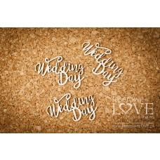Wedding Day - Simple Wedding - Laserowe LOVE