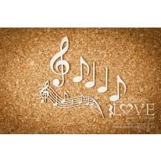 Music - Winter Song - Laserowe LOVE