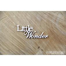 Little Wonder - Scrapiniec