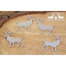 Nordic Sweater - Deers - Scrapiniec