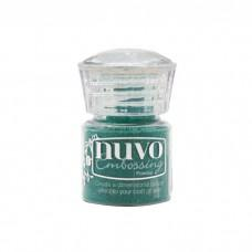 Nuvo - Embossing Powder - Glimmering Green