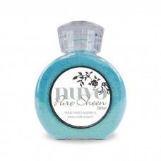 Nuvo Pure Sheen Glitter - Aqua