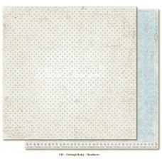 Paper - Newborn - Vintage Baby