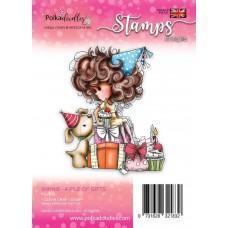 Winnie - Pile of Gifts - Polkadoodles