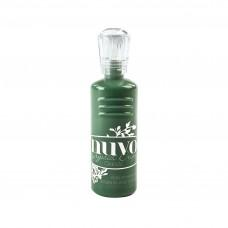 Nuvo - Crystal Drops Grande - Gloss - Woodland Green