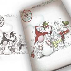 Snow Gnomes - Polkadoodles