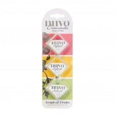 Nuvo Diamonds - Hybrid Ink Pads - Tropical Fruit