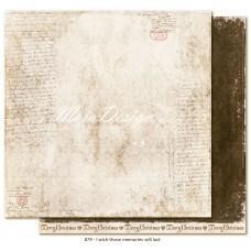 Paper - I wish those memories will last - I Wish