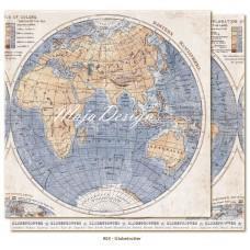 Paper - Globetrotter - Denim & Friends
