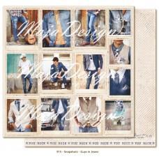 Paper - Snapshots - Guys in Jeans - Denim & Friends