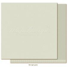Paper - Monochromes - Shades of Winterdays - Light Green