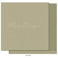 Paper - Monochromes - Shades of Winterdays - Green