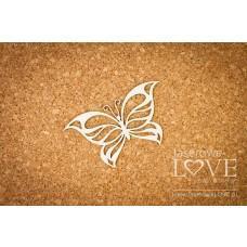 Butterfly - Soufre - Laserowe LOVE