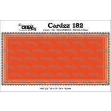 Crea-Lies Cardzz Dies no.182 - Slimline B